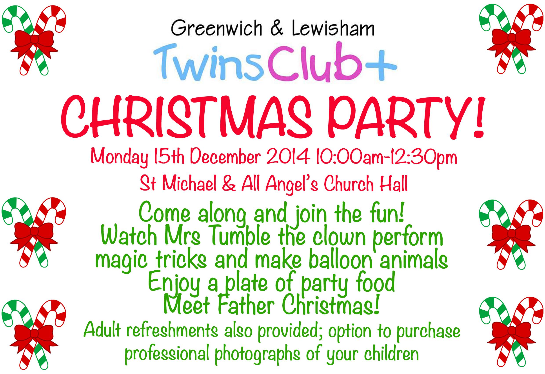 blackheath – Greenwich & Lewisham Twins Club Plus